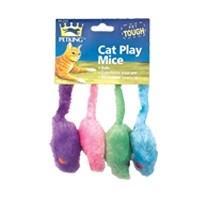 Catnip Mice 6 Pack