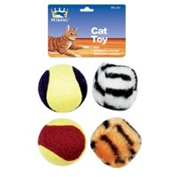 Cat Play Balls 6 Pack