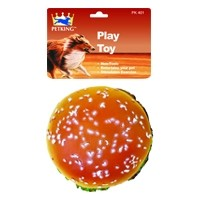 Hot Dog or Hamburger Squeeze Toy
